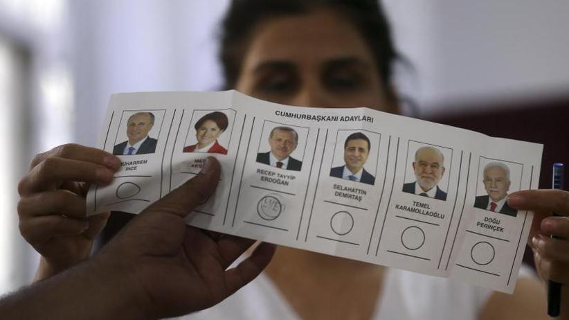 """Türkei-Wahl: CHP bezeichnet absolute Mehrheit Erdogans als """"Manipulation"""""""