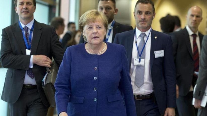 Treffen in Brüssel: Merkel sucht mit EU-Partnern rasche Notlösung im Asylstreit