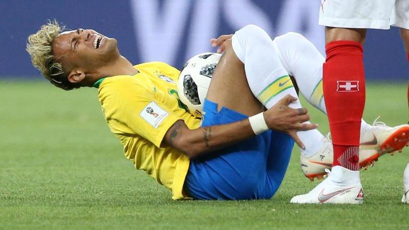 Kritik an Jammer-Neymar wächst: Fairplay, nein Danke! Sittenverfall bei vielen WM-Stars