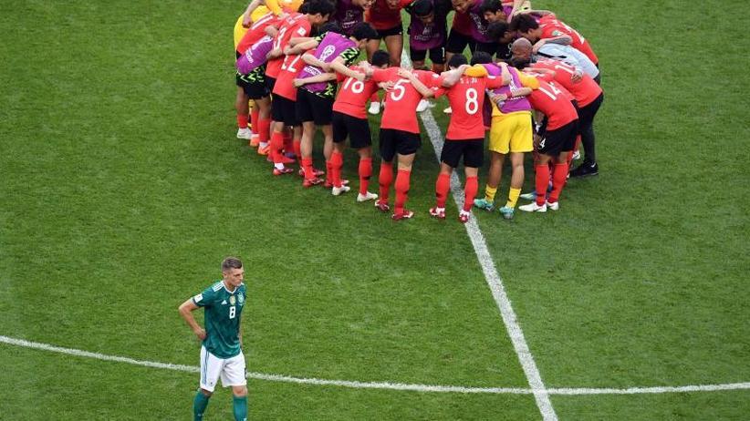 0:2 gegen Südkorea: Historische WM-Pleite besiegelt - Deutschland gescheitert