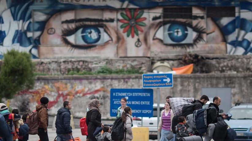 Hintergrund: Migrationsströme nach Europa deutlich kleiner