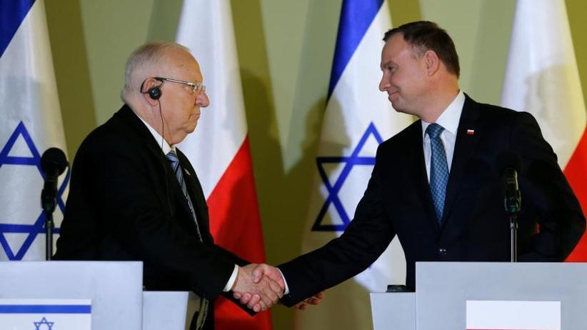 Keine Haftstrafen mehr: Polen entschärft umstrittenes Holocaust-Gesetz