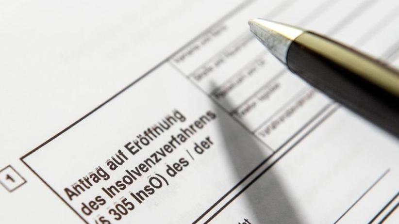 Im Schnitt: Überschuldete Verbraucher mit gut 30.000 Euro Schulden