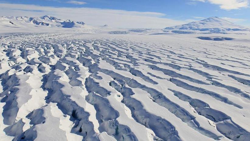 Kälterekord in der Antarktis: Fast 100 Grad minus: Kältester Ort kälter als gedacht