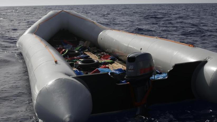 Flucht über das Mittelmeer: Mehr als 1400 Flüchtlinge seit Anfang des Jahres ertrunken