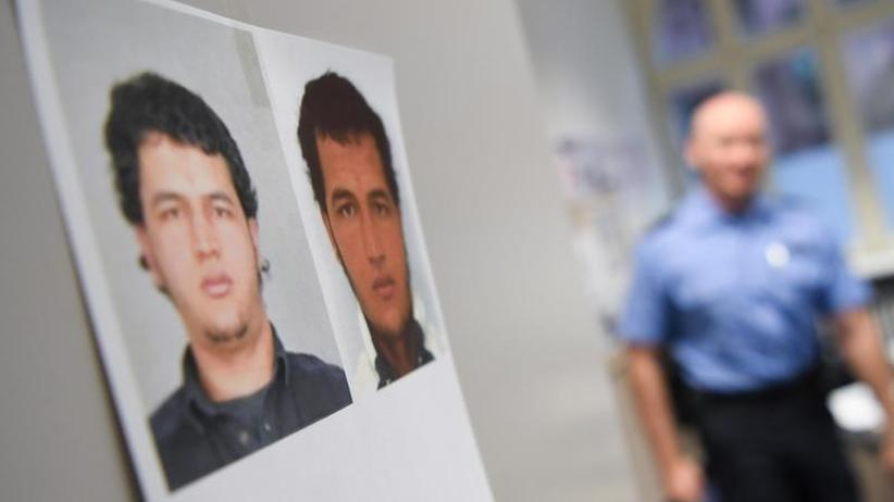Anschlag auf Breitscheidplatz: Bericht: Hintermann von Anis Amri mit Haftbefehl gesucht