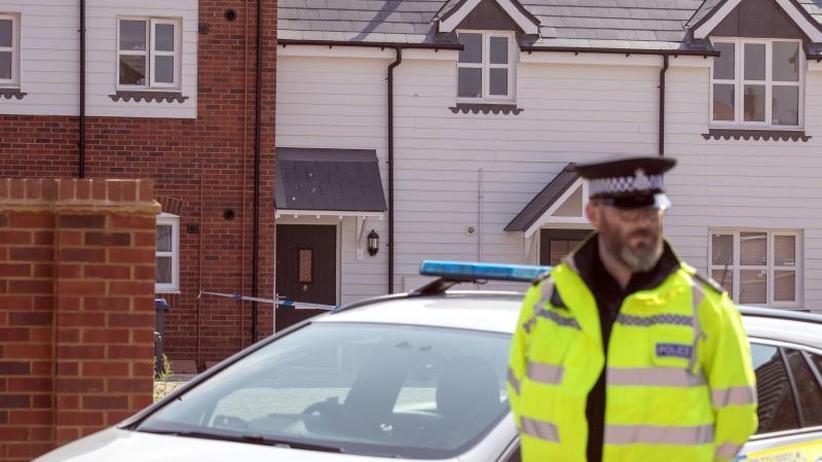 Wieder im britischen Salisbury: Britisches Paar vermutlich kein gezieltes Nowitschok-Opfer