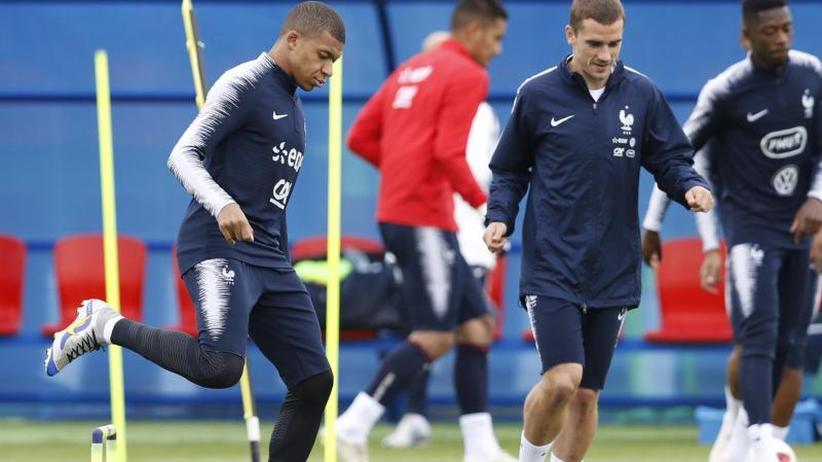 Spielfrei: Das bringt der Tag bei der Fußball-WM