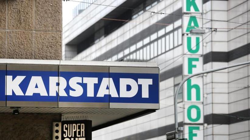Handel: Fusion von Karstadt und Kaufhof? Gewerkschaft will Karheit