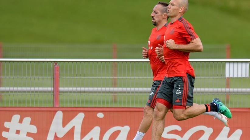 "FC Bayern München: Kovacs Plan mit ""Rib & Rob"""