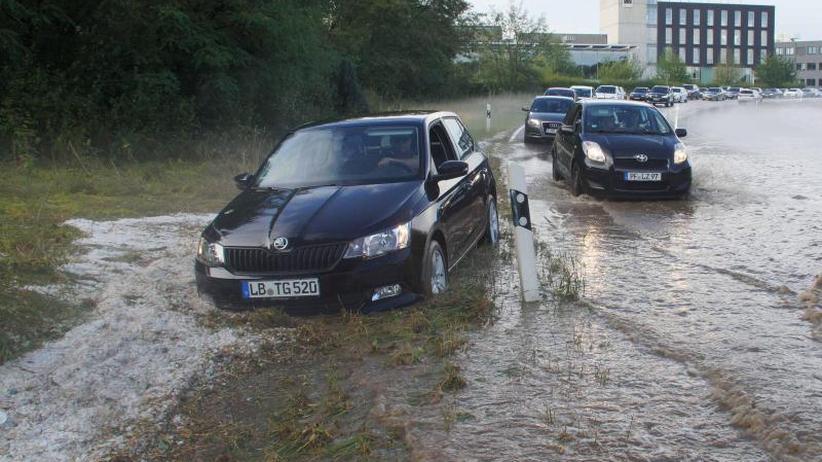 Wetter in Deutschland: Meteorologen erwarten Gewitter und Waldbrände