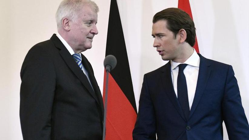 Österreich gegen Asylpläne: Seehofer zeigt sich gelassen vor Treffen in Wien