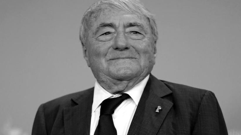 """Tod mit 92 Jahren: """"Shoah""""-Regisseur Claude Lanzmann gestorben"""