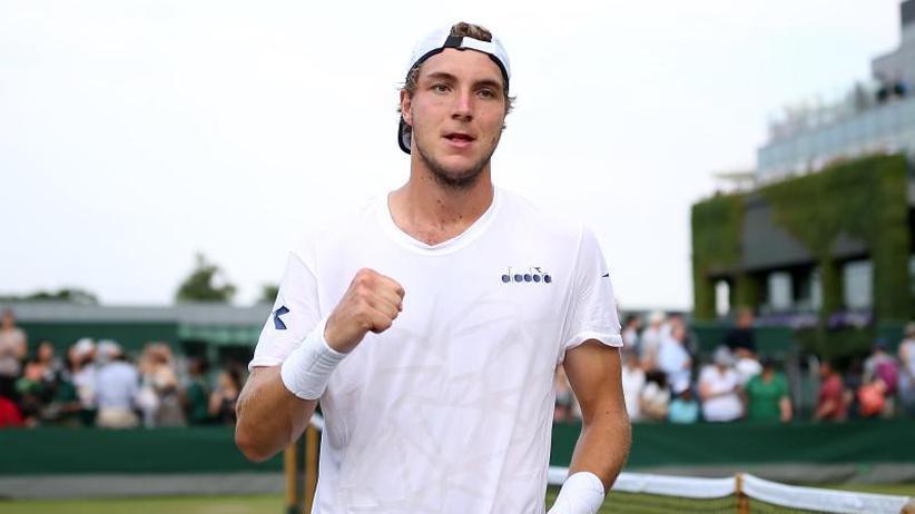 """Gegen """"Größten aller Zeiten"""": Struff freut sich auf Wimbledon-Duell mit Superstar Federer"""