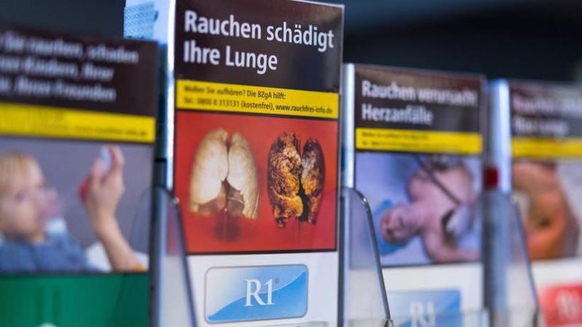 Urteil mit Signalwirkung: Zigaretten-Schockbilder dürfen an der Kasse verdeckt werden