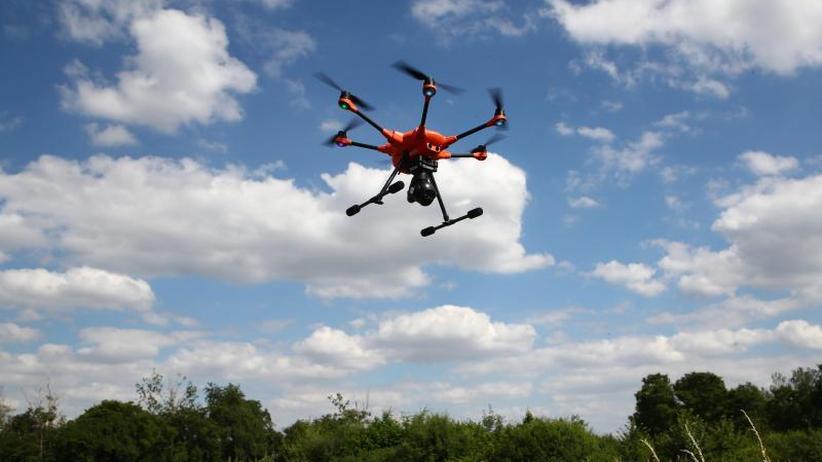 Technik statt Hund: Drohnen als Lebensretter für Rehkitze
