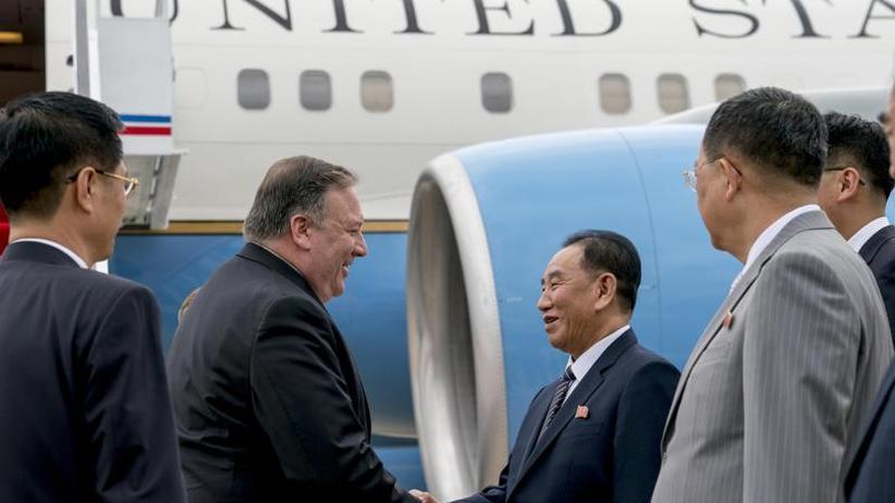 Atomare Abrüstung: US-Außenminister Pompeo besucht Nordkorea