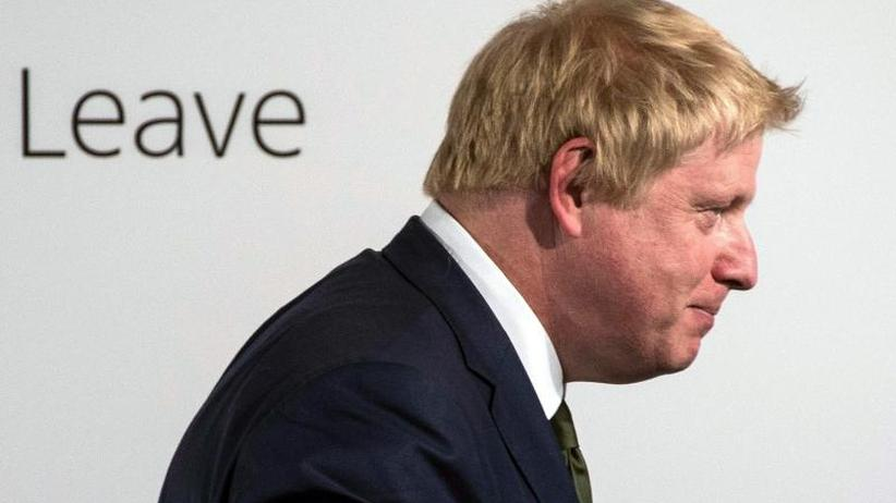 Protest gegen den Brexit-Kurs: Schwere Regierungskrise in London nach Minister-Rücktritten