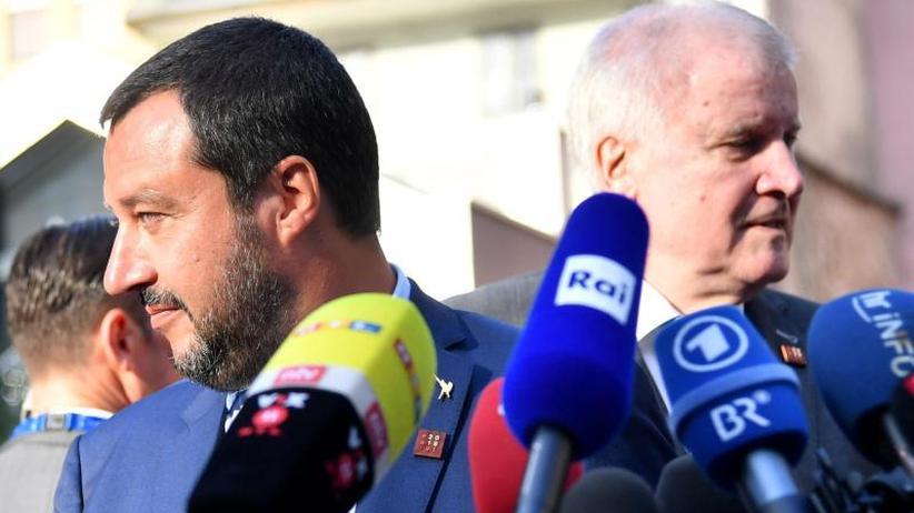 EU-Innenministertreffen: Seehofer hofft auf Flüchtlingsabkommen