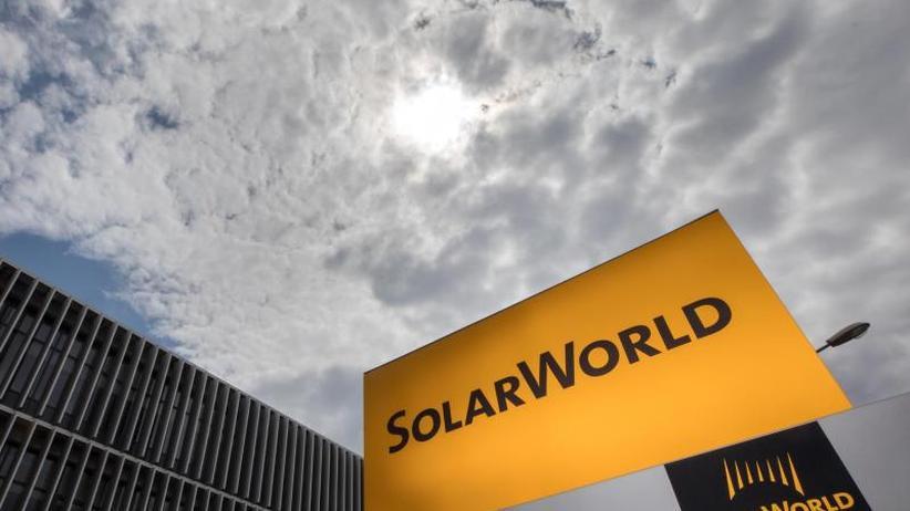 Insolvenzverwalter: Solarworld vor dem Aus - Investor dringend gesucht
