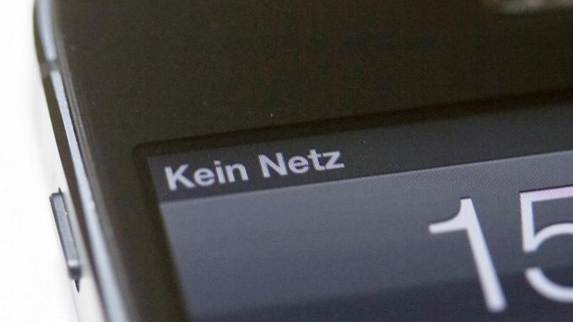 """Netzausbau gegen Funklöcher: """"Weiße Flecken"""" bei Mobilfunk sollen schrumpfen"""
