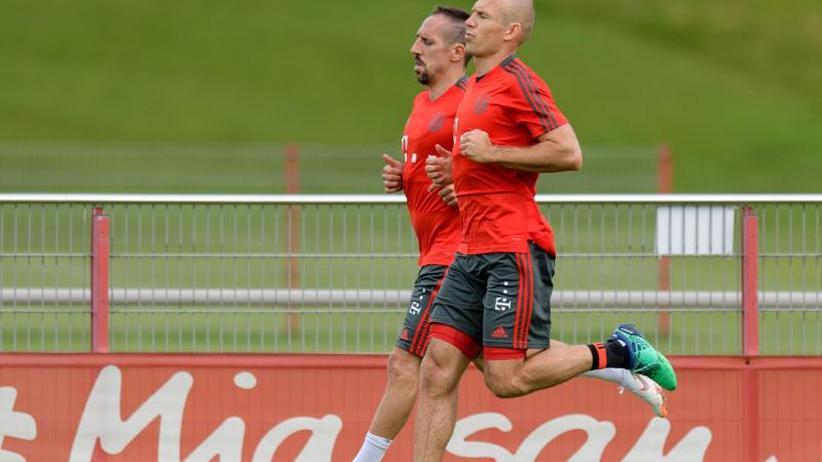 """FC Bayern München: DFB-Aus durchkreuzte Robbens Pläne - """"Das Höchste erreichen"""""""