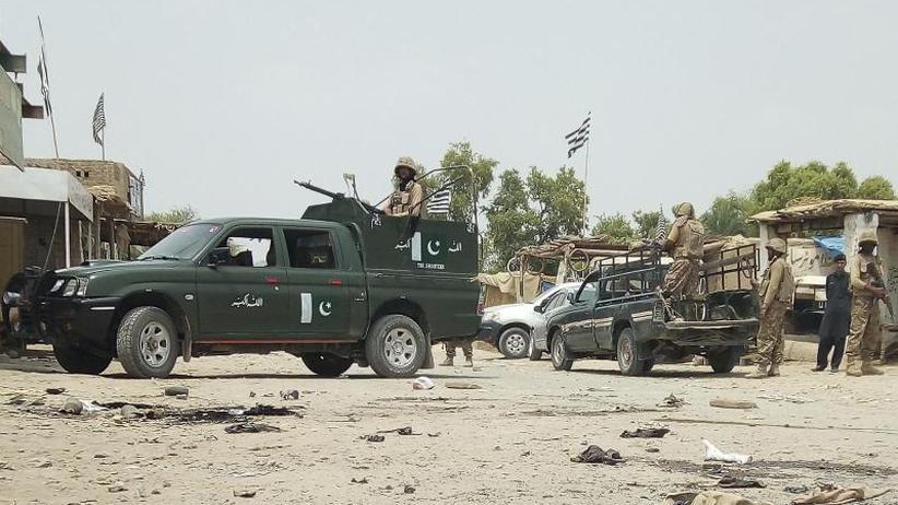 Schwerster Angriff seit Jahren: Mindestens 128 Tote bei Anschlag in Pakistan