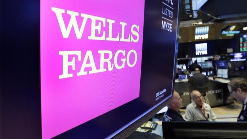 Image-Probleme: US-Großbank Wells Fargo enttäuscht mit Gewinnrückgang