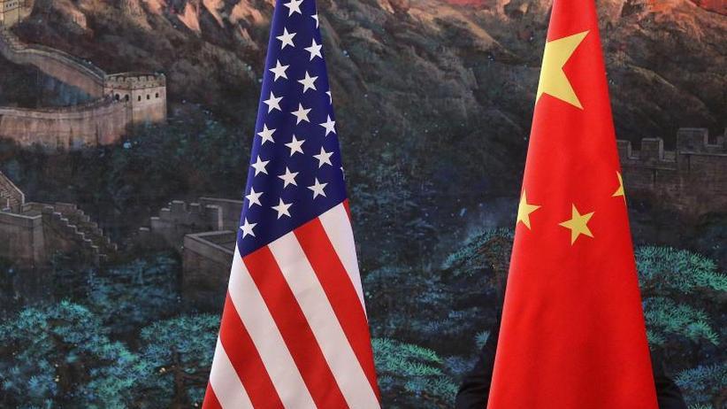 Angst vor Handelskrieg: Warenaustausch zwischen China und USA steigt stark
