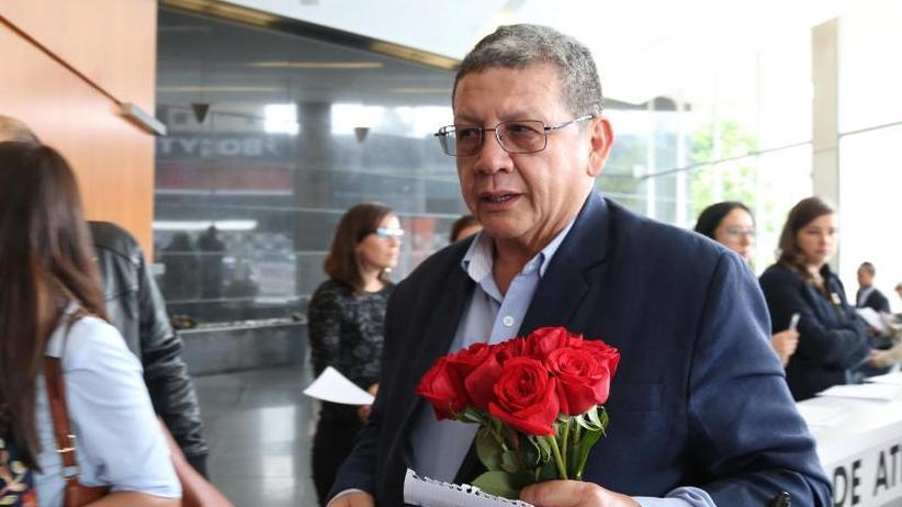 Prozesse in Kolumbien: Früherer Farc-Chef bittet Rebellen-Opfer um Verzeihung