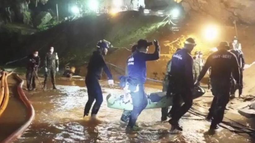 """""""Nur ein PR-Gag"""": Thailand: Rettungstaucher spottet über Musks Mini-U-Boot"""