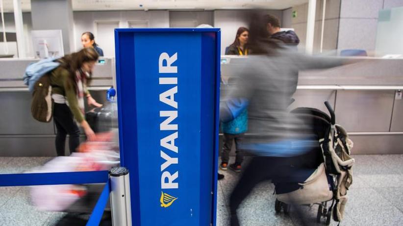 50.000 Passagiere betroffen: Streik in der Kabine: Ryanair sagt 300 Flüge ab