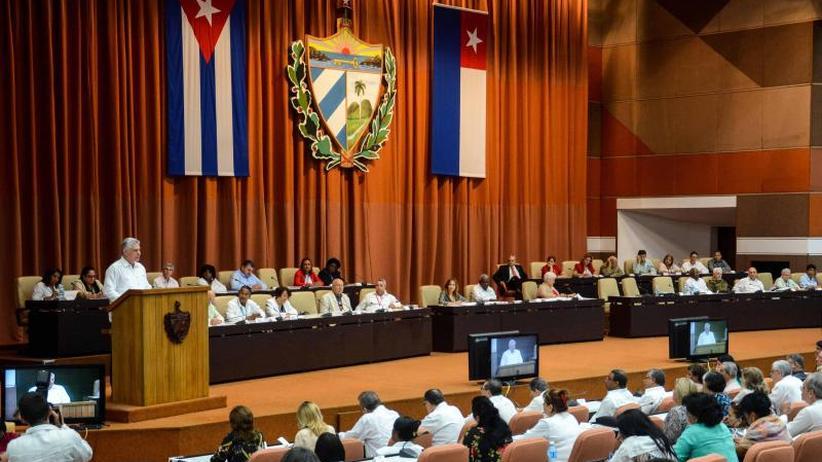 """Begriff """"Kommunismus"""" fehlt: Verfassungsreform in Kuba: Privatbesitz und Ehe für alle"""