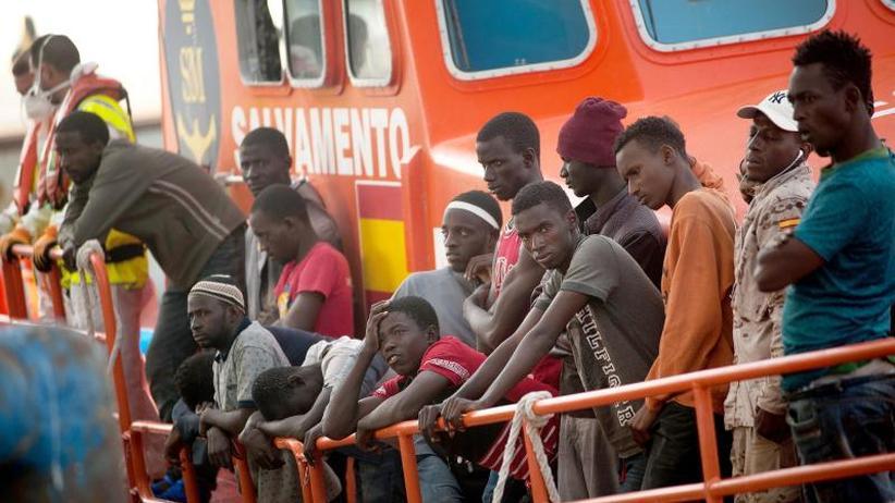 Madrid will europäische Lösung: Flüchtlingskrise in Andalusien: Erstaufnahmezentrum öffnet