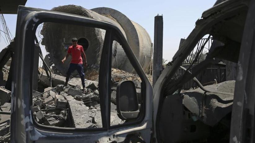 Entspannung in Nahost: Palästinenser erklären Ende der Kämpfe