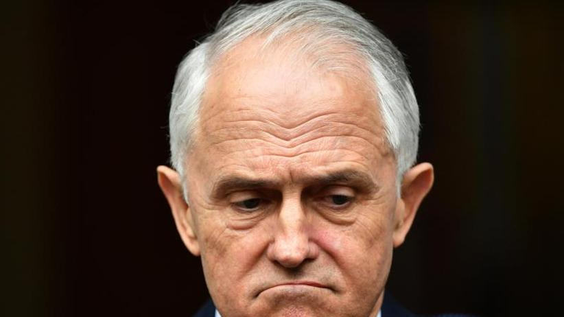 Scott Morrison übernimmt: Australiens Premier Malcolm Turnbull gestürzt