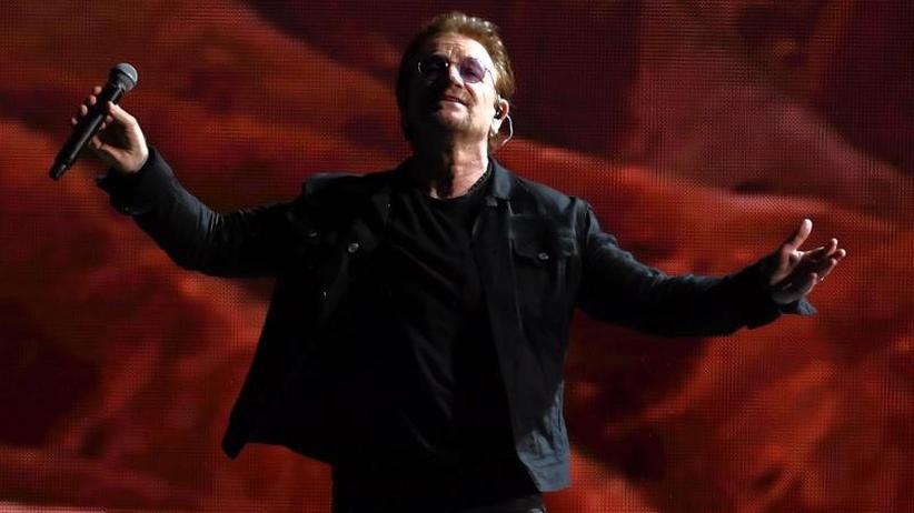 Konzert in Berlin: U2 zum Europatour-Auftakt sehr politisch