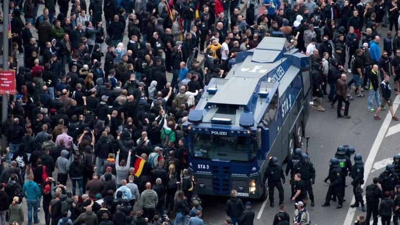 Chemnitz Verletzte