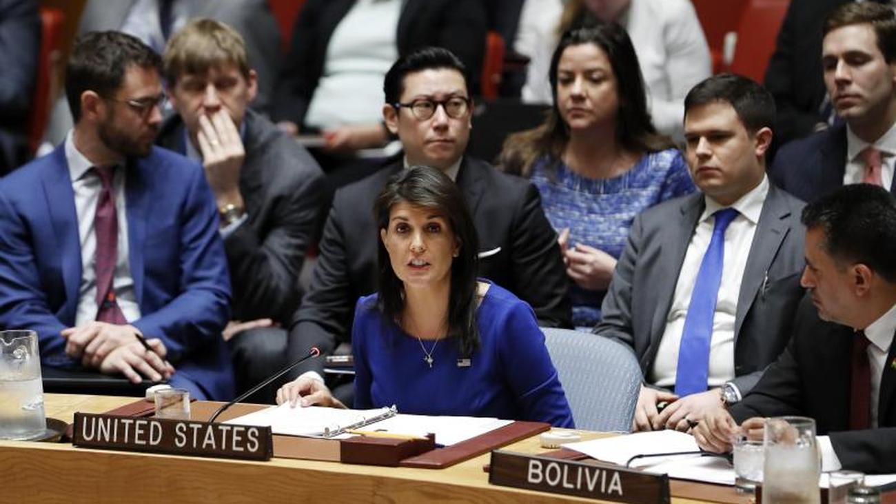 Syrische Rebellenhochburg: UN-Sicherheitsrat plant Treffen zu Idlib