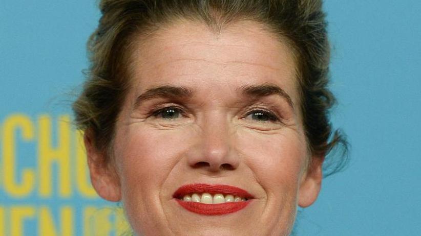 Schauspielerin: Anke Engelke ging gerne zur Schule