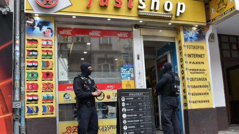 Immer mehr Gewalt in Berlin: Schießereien wie im Kino: Kämpfe zwischen arabischen Clans