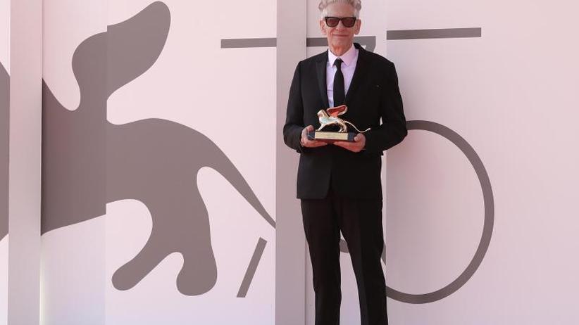 Filmfestival Venedig: Goldener Ehrenlöwe für David Cronenberg
