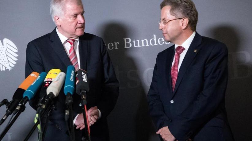 Trotz umstrittener Aussagen: Seehofer will Verfassungsschutzchef Maaßen im Amt belassen
