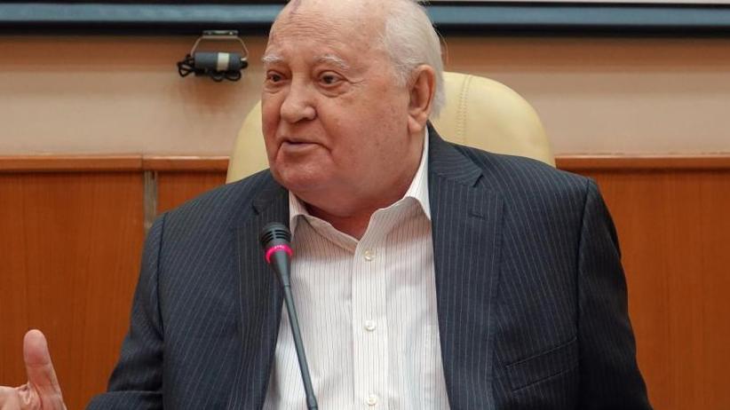 Sowjetischer Ex-Präsident: Gorbatschow: Der Kalte Krieg ist noch nicht überwunden