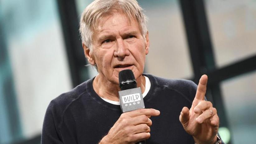 Umweltschutz: Harrison Ford hält emotionale Rede bei Klima-Gipfel