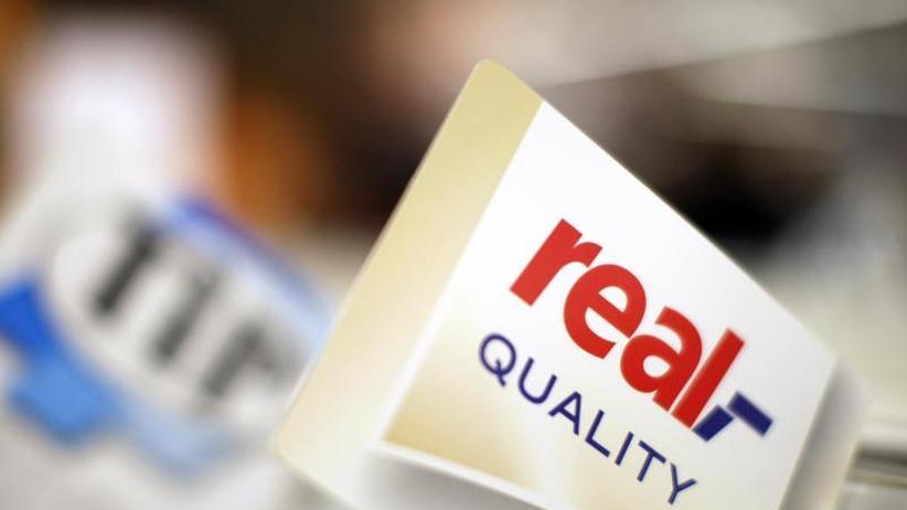 Gespräche mit Interessenten: Überlebenskampf: Metro stellt Real zum Verkauf
