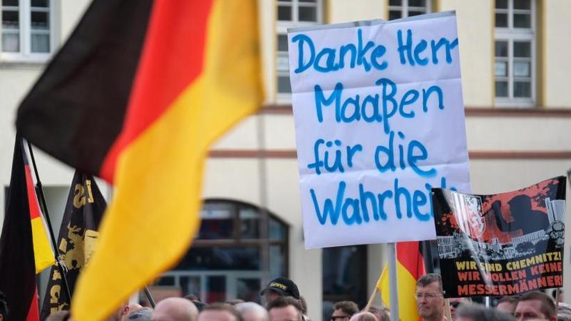 """Zoff in der Koalition: Andrea Nahles: """"Maaßen muss gehen und wird gehen"""""""