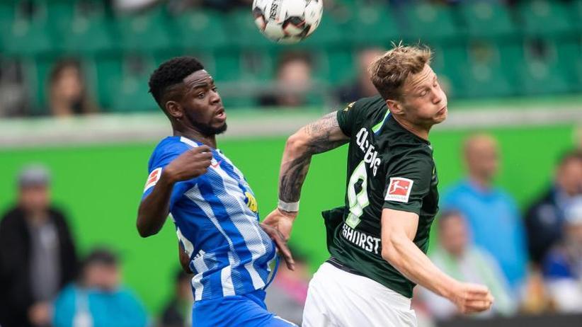 2:2-Spektakel: Wolfsburg und Hertha BSC verblüffen zum Saisonstart