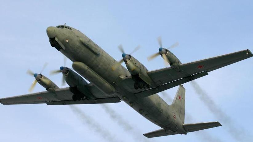 Abschuss von Militärmaschine: Krise zwischen Russland und Israel