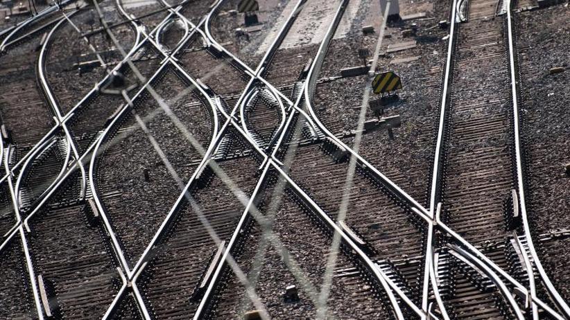 Finanzierung offen: Bahn und Bund wollen digitales Schienennetz